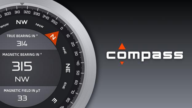 gabenative Compass Logo
