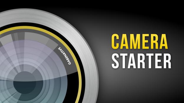 Camera Starter Teaser