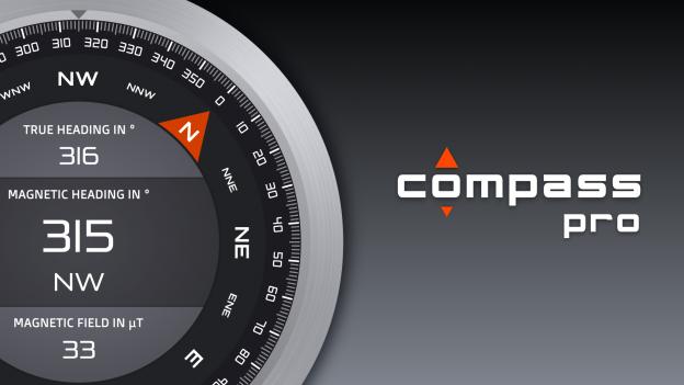 gabenative Compass Pro Logo